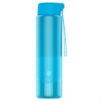 京东PLUS会员 : unibott 优道Tritan塑料水杯  600ml(2个35元,仅黑色、蓝色可选) *2件