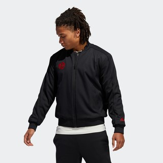 阿迪达斯官网 adidas CNY ROSE JKT 男装篮球运动夹克外套GH4993 *3件