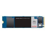 SanDisk 閃迪 至尊高速-游戲高速版 M.2 NVMe 固態硬盤 500GB