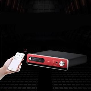 Trasam 全想 DS5 音频解码器 高烧人声版 红色