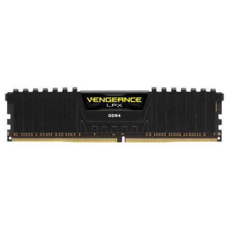 CORSAIR 美商海盗船 复仇者LPX系列 DDR4 3000MHz 台式机内存 32GB