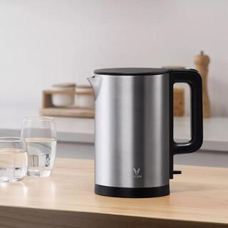 VIOMI 云米 YM-K1506 电热水壶 1.5L 灰色