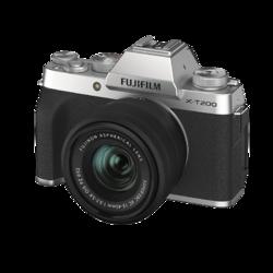 FUJIFILM 富士 X-T200 (15-45mm镜头)微单相机 套机