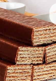 Nestlé 雀巢 脆脆鲨 威化饼干 短款多口味混合装 400g