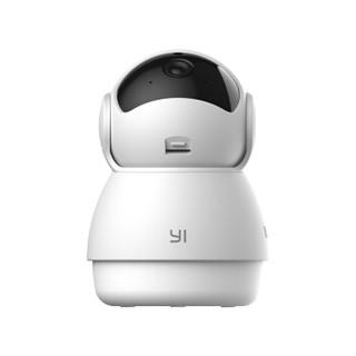 小蚁(YI)智能摄像机1080P高清WiFi360度云台无线家用摄像头母婴看护智能家居人形监测安防监控手机远程