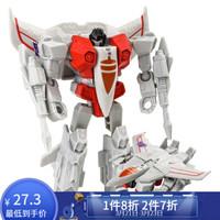 孩之宝(Hasbro)变形金刚 男孩  模型儿童玩具 礼物 3C 风暴系列 红蜘蛛 E1166/E0618