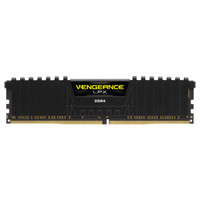 CORSAIR 美商海盗船 VENGEANCE LPX 复仇者 DDR4 2666MHz 台式机内存 16GB