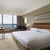 重庆希尔顿酒店豪华客房2晚