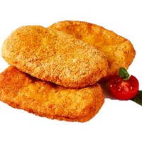 CP 正大食品 芝士爆浆鸡排 640g*2袋