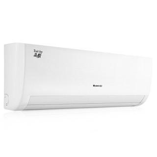 格力品悦(GREE)大1匹 变频冷暖 分体式 独立除湿 壁挂式卧室空调挂机KFR-26GW/(26592)FNhAa-A3 线下同款