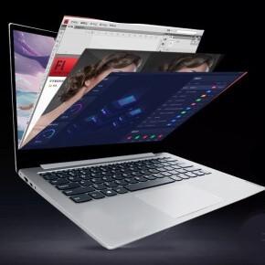 Lenovo 联想 小新Air 14英寸笔记本电脑 锐龙R7 8G 256G SSD 银