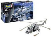 Revell 威望 04981 Westland Lynx MK 直升机拼装模型