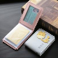 个性创意可爱驾驶证皮套女驾照套超薄行驶证卡包多功能二合一体包