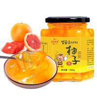 吾茶至尊 蜂蜜柚子茶 500g/瓶