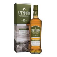 圣贝本/盛贝本(Speyburn )原瓶进口洋酒 10年 苏格兰单一麦芽威士忌酒  700ml 盛贝本10年单一麦芽威士忌