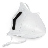 Rainbow 彩虹 KN95-5 折叠耳带式防护口罩 5只装