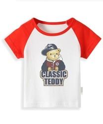 CLASSIC TEDDY 精典泰迪 儿童长袖t恤