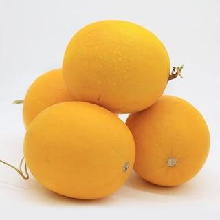 悠悦客 缅甸黄河蜜瓜2个 带箱8-10斤