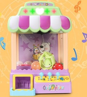 NuoBaMan 诺巴曼 WS5356-2 儿童益智玩具 欢乐抓娃娃机