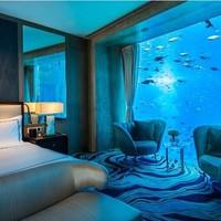 三亚亚特兰蒂斯酒店 尼普顿水底套房2晚度假套餐