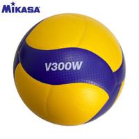 mikasa   排球5号学生中考比赛训练排球2019新款标准用球   V300W