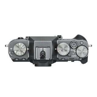 FUJIFILM 富士 X-T30 APS画幅微单套机 18-55mm 2610万 4K视频 雅墨灰