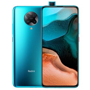 61预售 :  Redmi 红米 K30 Pro 5G智能手机 标准版 8GB 128GB