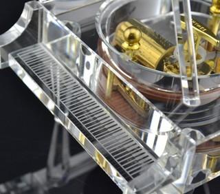 RHYMES 雷曼士 Y30C3 30音水晶钢琴音乐盒