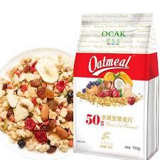 欧扎克    水果坚果麦片  750g/袋