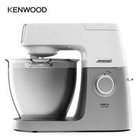 凯伍德(KENWOOD)料理机家用商用多功能厨师机 和面揉面机打蛋搅拌机奶油打发KVL6100T