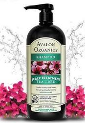 Avalon Organics 阿瓦隆 有机茶树洗发水 946ml *2件