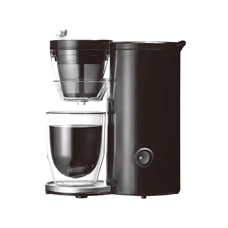 recolte 丽克特 SLK-1 半自动美式咖啡机 咖啡棕色