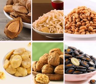 liangpinpuzi 良品铺子 吃货零食大礼包 1966g(含夏威夷果、碧根果、核桃等12份)