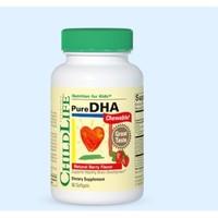 CHILDLIFE 童年时光 小金豆DHA 2瓶