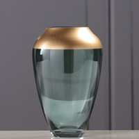 BEST WEST YYC-2125  轻奢玻璃花瓶