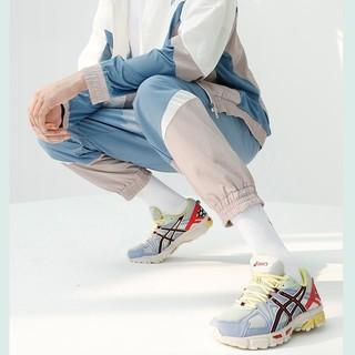 ASICS 亚瑟士 GEL-KAHANA8 男士跑鞋 1011B109 浅灰色/蓝色  39