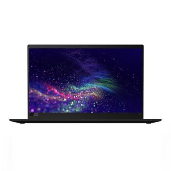 联想ThinkPad X1 Carbon(02CD)英特尔酷睿i7 14英寸商务高端笔记本电脑(i7-10710U 16G 512GSSD WQHD)4G版