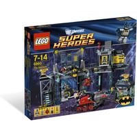 乐高 LEGO 6860 超级英雄 蝙蝠侠 蝙蝠洞2012