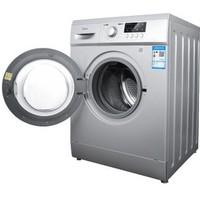 Midea  美的  MG80-1421DS  8公斤变频 滚筒洗衣机