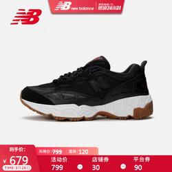 New Balance NB官方男鞋休闲运动鞋ML801BEB老爹鞋 ML801BEC 40.5