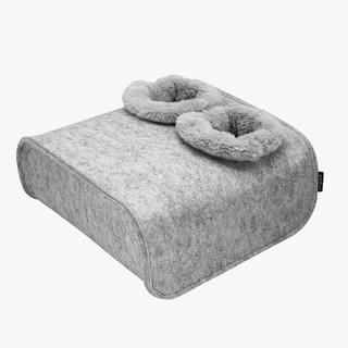 ardor AD-FW021911 活性炭沙感暖脚器 灰色