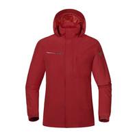 NORTHLAND PROFESSIONAL 诺诗兰 GORE-TEX 男士冲锋衣 GS065603-3200 深红 L