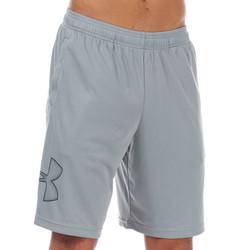 UNDER ARMOUR 安德玛 Tech Graphic Shorts 男士短裤