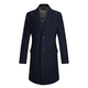 PEACEBIRD MEN 太平鸟男士绵羊毛混纺大衣 BWAA94101 +凑单品 276.9元(满400还可返80)