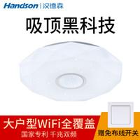 汉德森 Q2 pro智能wifi放大led吸顶灯