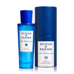 CQUA DI PARMA 帕尔玛之水 蓝色地中海 桃金娘加州桂 中性淡香水 30ml
