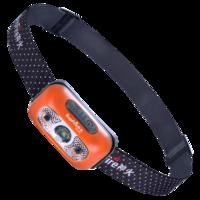 神火 HL05强光感应头灯 充电led头戴式电筒