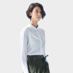 lativ诚衣 女士柔棉长袖衬衫