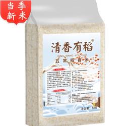 清香有稻 正宗五常大米 5kg装