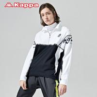 Kappa卡帕 男款串标运动卫衣长袖套头衫外套2019款|K0952WT02D